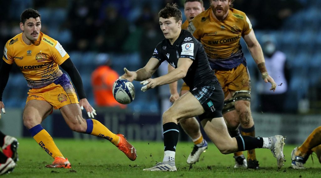 Glasgow seeking to end Montpellier's home winning streak