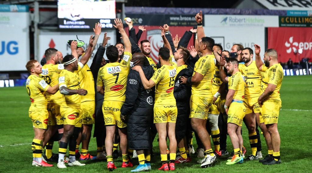 La Rochelle battle to Round of 16 success