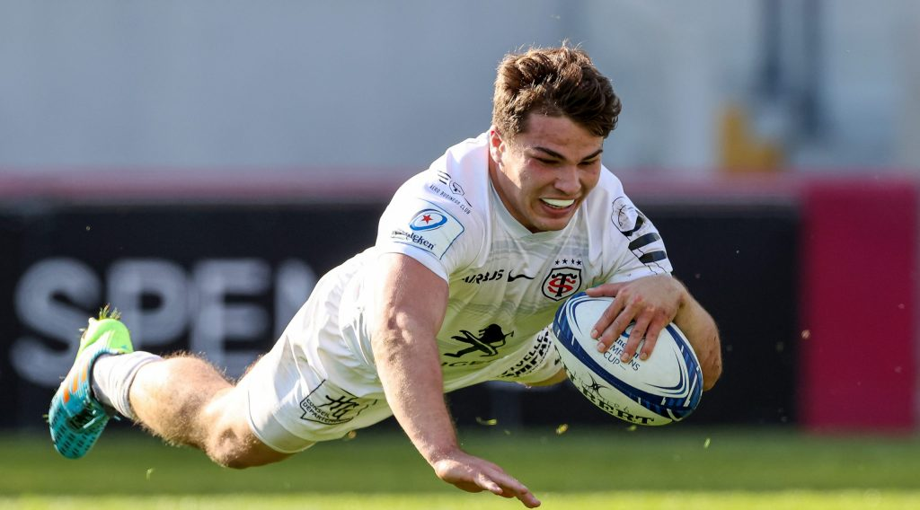 Dupont leads Heineken Champions Cup Team of the Week