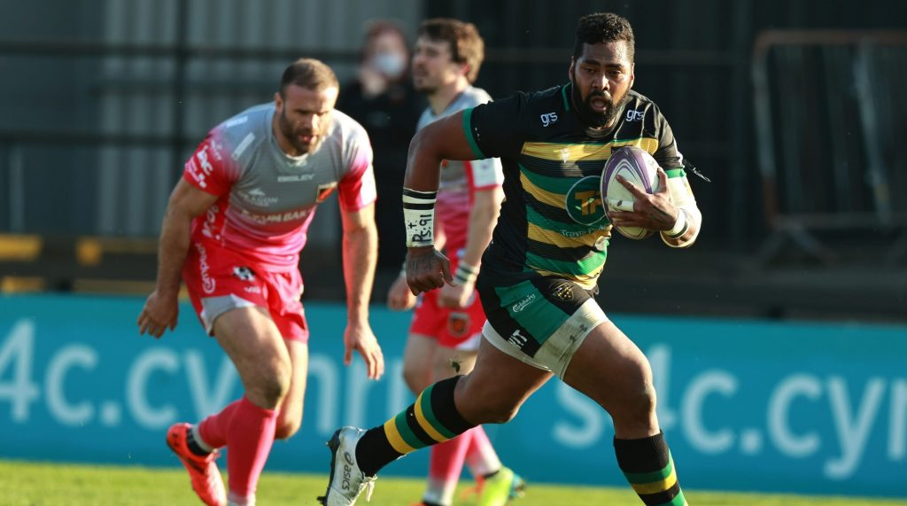 Northampton's late dramatics slay Dragons quarter-final hopes