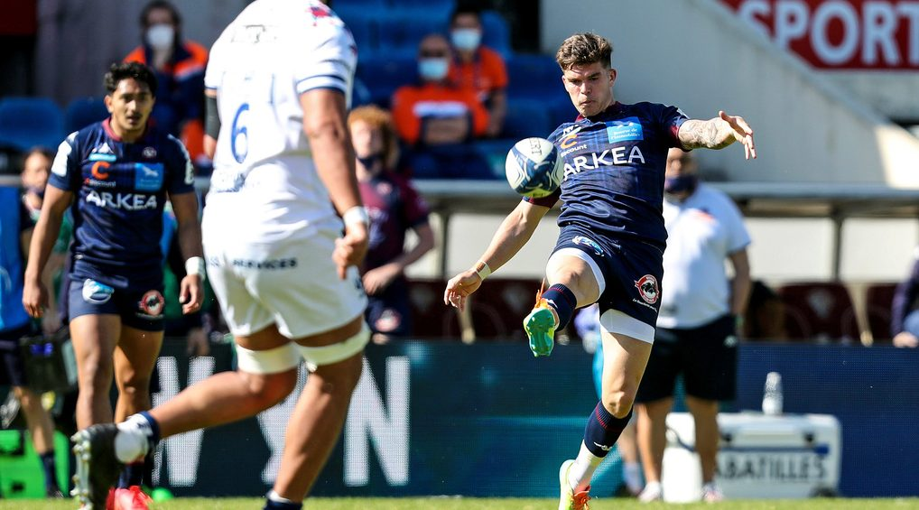 Bordeaux-Begles pull away to defeat Bristol and set up all-French quarter-final