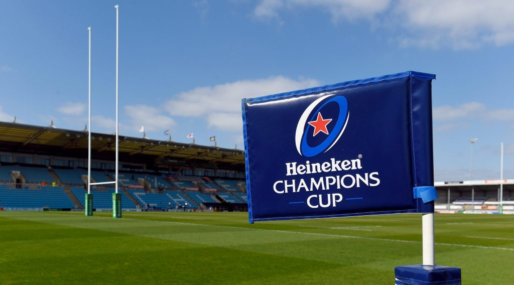 Where to watch the Heineken Champions Cup and European Rugby Challenge Cup quarter-finals