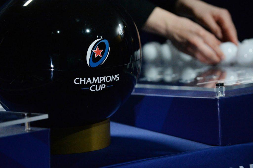 Tirages au sort pour les demi-finales de la Champions Cup et Challenge Cup