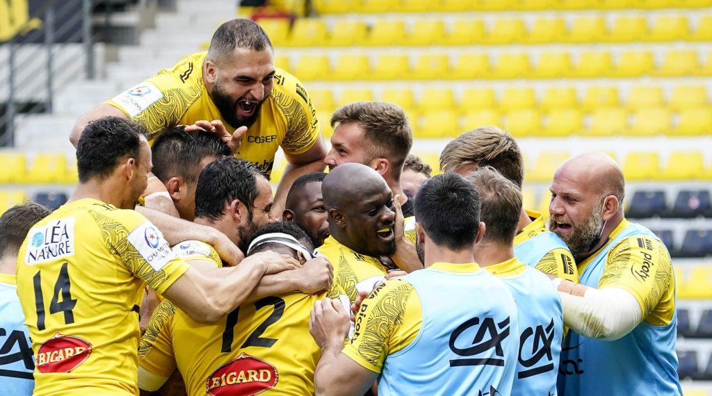 Highlights: La Rochelle v Sale Sharks