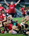 Ulster edge out Northampton to secure semi-final spot