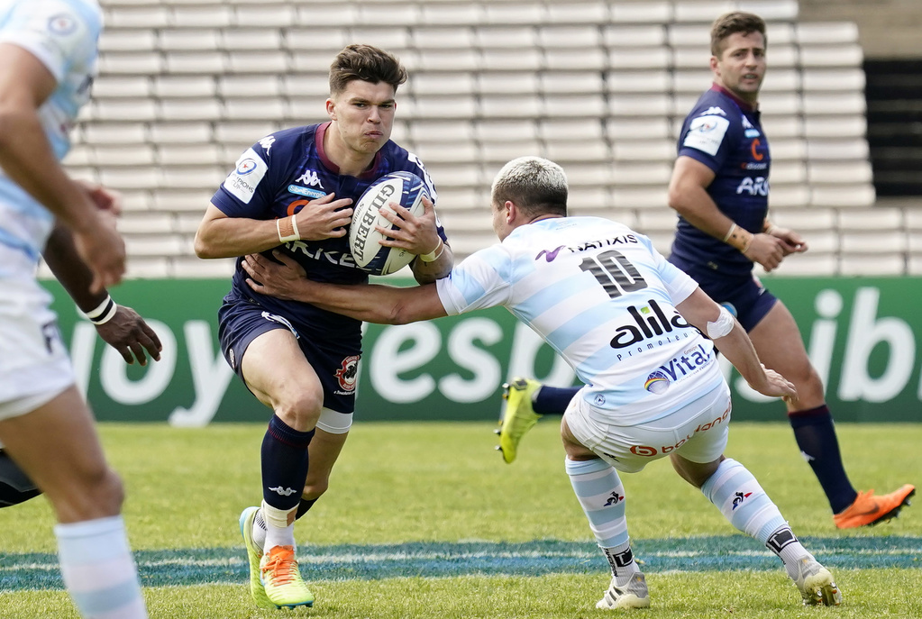 Highlights: Bordeaux-Bègles v Racing 92