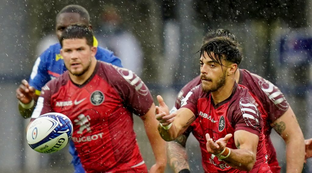 Highlights: ASM Clermont Auvergne v Toulouse