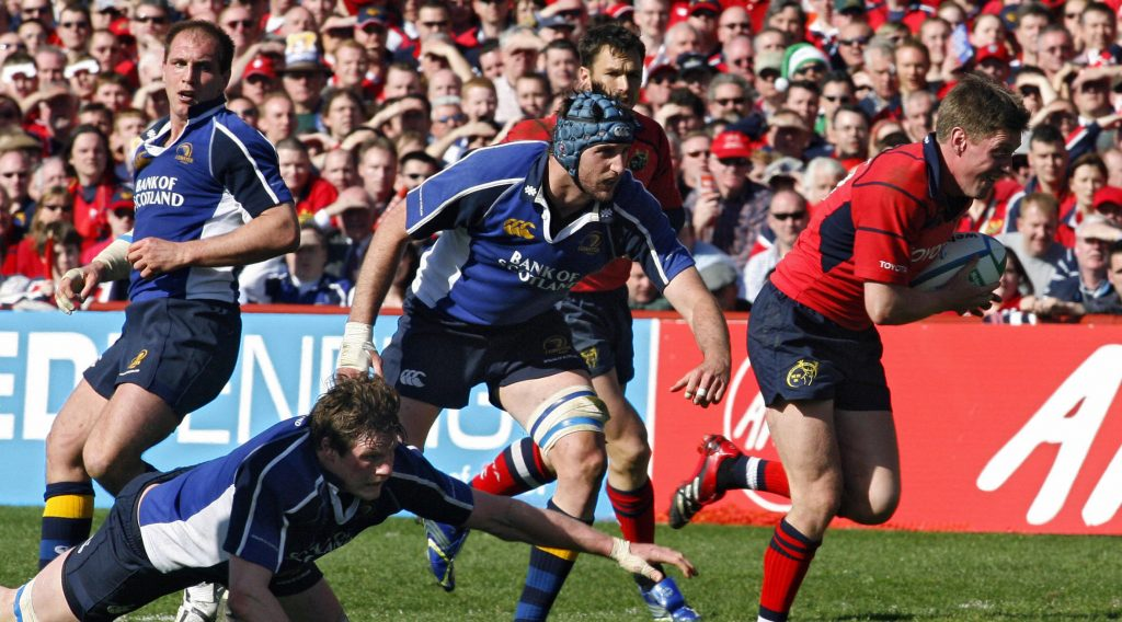 Fond European memories for O'Gara as La Rochelle host Leinster Rugby