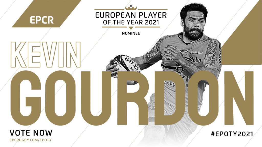Gourdon makes it three for La Rochelle in EPOTY nominations