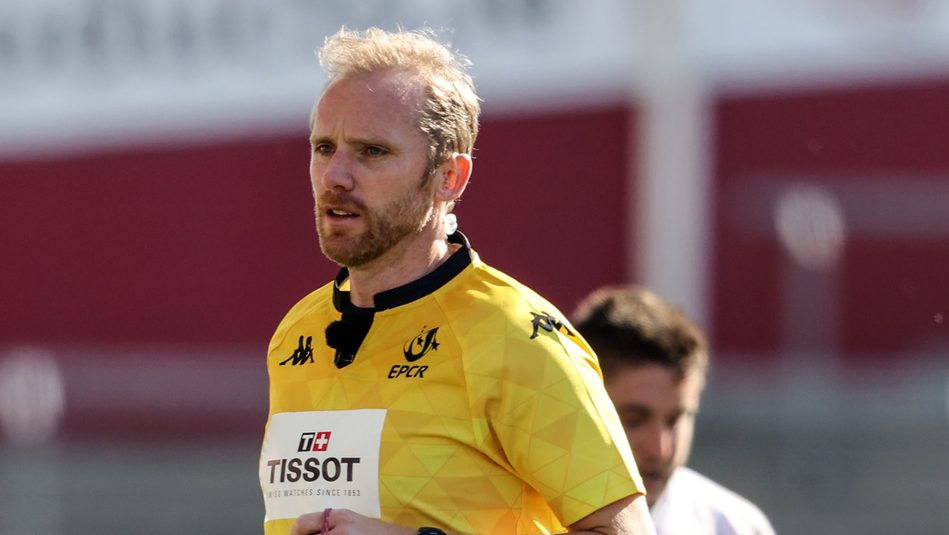EPCR semi-finals – match official appointments