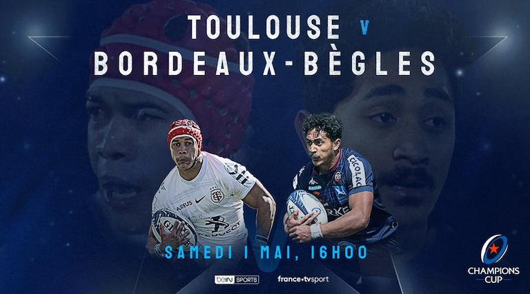 Toulouse et Bordeaux-Bègles prêts à en découdre