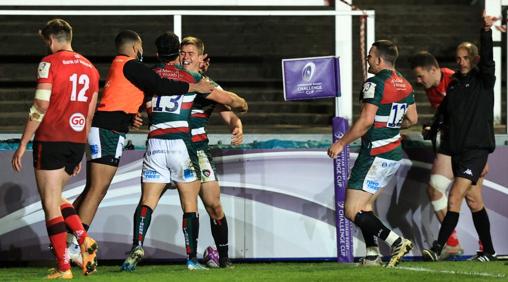 Stunning Leicester Tigers fightback secures Challenge Cup final spot