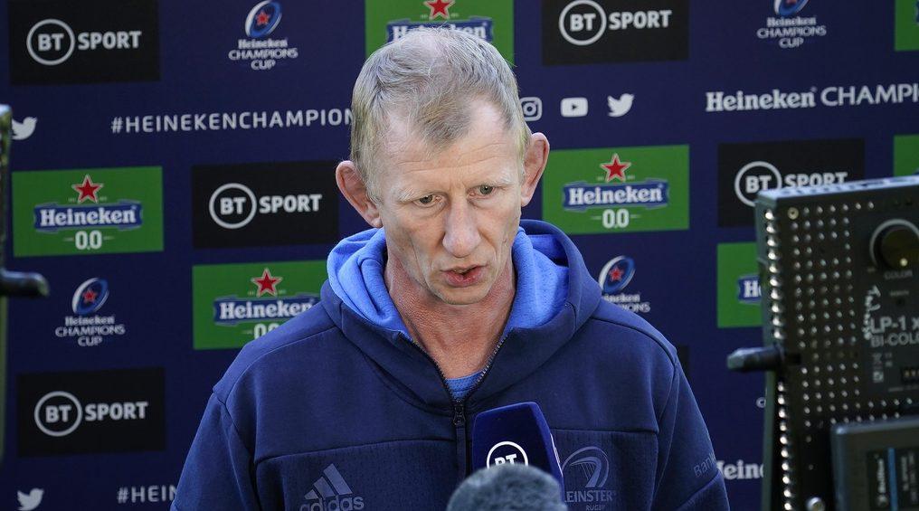 Leinster weren't clinical enough says Cullen