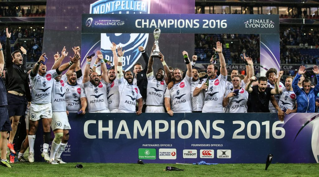Five things to know about Montpellier's last European final