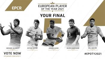 Heineken Champions Cup finalists dominate European Player of the Year shortlist