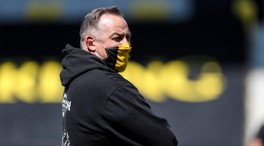 Gibbes hails defensive effort against Leinster