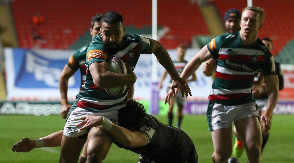 Challenge Cup finalists Leicester fall to domestic defeat