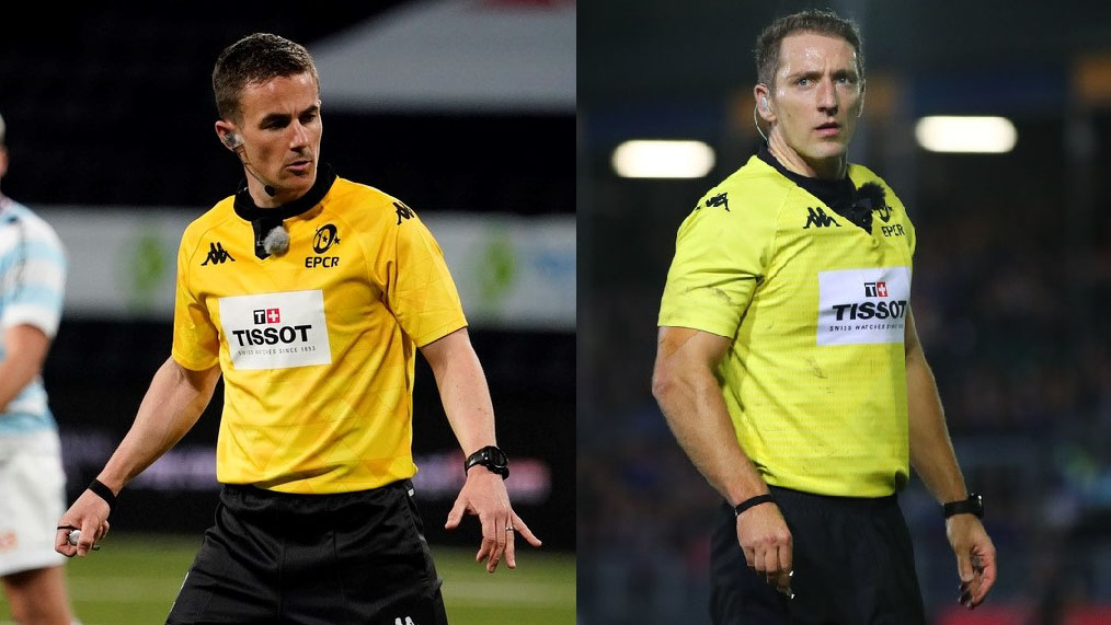 2021 finals – match officials appointments