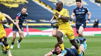 Huge domestic win for La Rochelle while Toulouse taste defeat