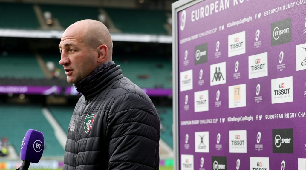 Borthwick taking the positives from Challenge Cup final defeat