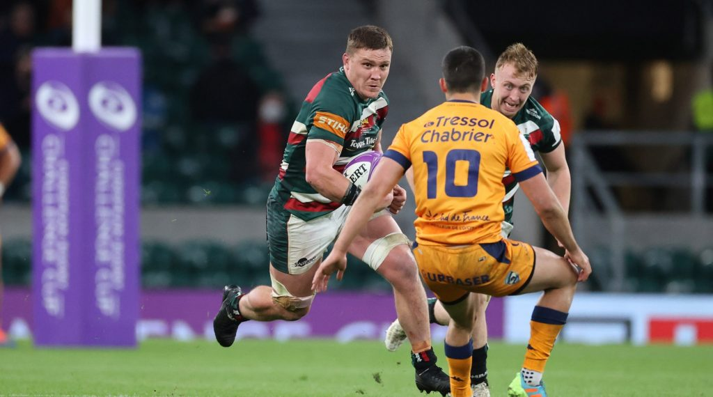 Leicester dominate Challenge Cup stats leaders