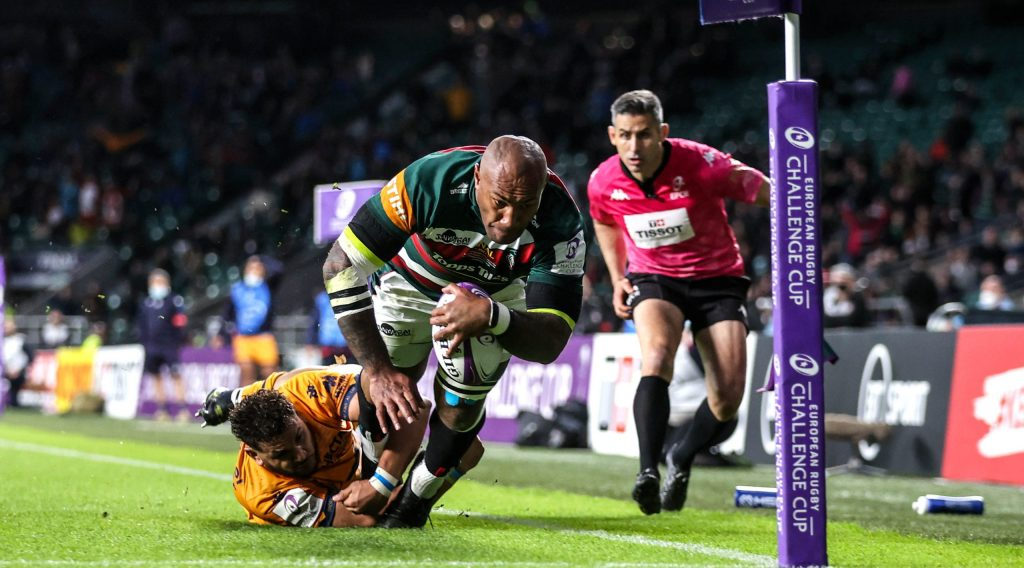 Challenge Cup finalists return to domestic action