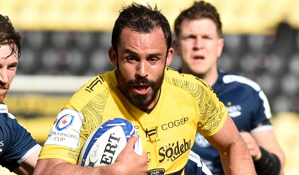 Doumayrou joins Challenge Cup winners Montpellier