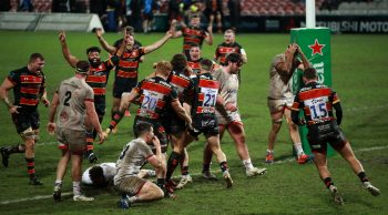 Matches of the Season: Gloucester Rugby v Ulster Rugby