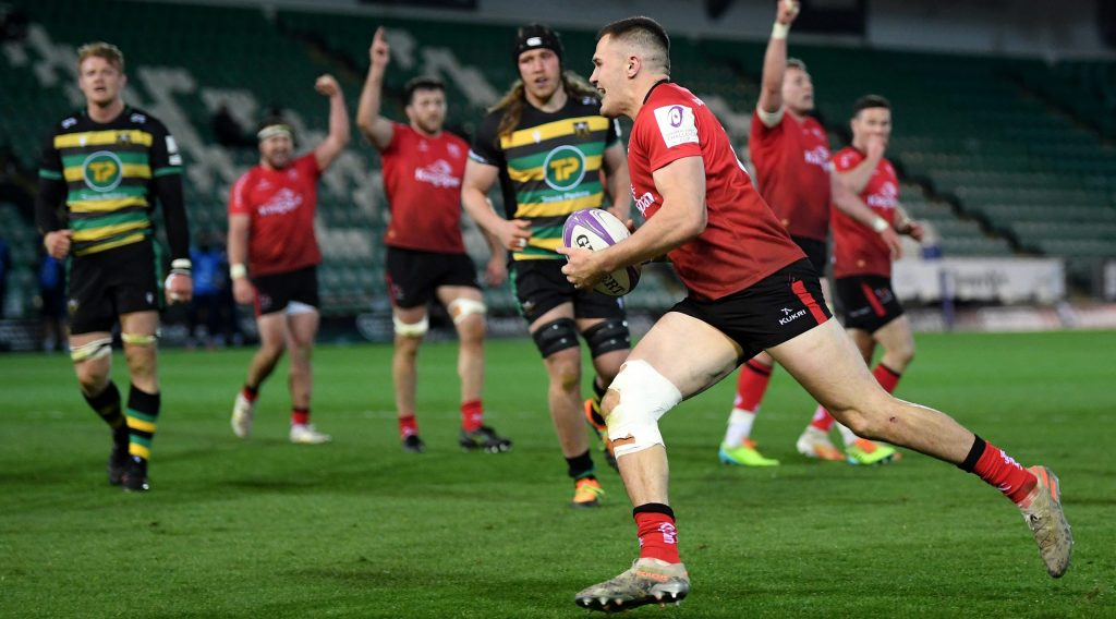 Season Review: Ulster fightback at Northampton crowns gripping last eight