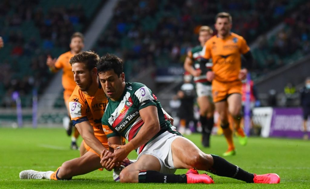 Season Review: Montpellier lift Challenge Cup