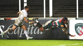 Matches of the Season: Leicester Tigers v Brive