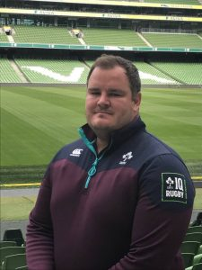 Philip Llewellyn – IQ Rugby Programme Co-Ordinator