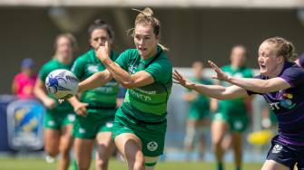 Rugby Europe Women's Sevens Grand Prix Series – Round 1, Centre National De Rugby, Marcoussis, France, Friday, June 29, 2018