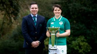 Griffin Leads New-Look Women's Team For French Test