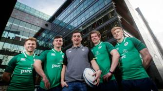 Nine New Caps Named In Ireland Under-20 Team To Play France