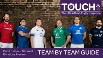 'In Touch' Magazine: Six Nations Special Out Now