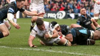 Ulster v Glasgow Warriors Match Postponed