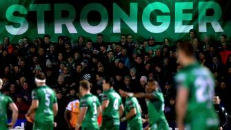 Connacht Confirm Departing Players