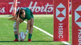 On The Road With The Ireland 7s – Episode 5 – Canada 7s