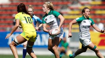 On The Road With The Ireland 7s – Episode 4 – Kitakyushu 7s