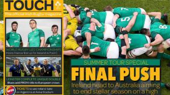 'In Touch' June Issue Out Now