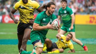 Ireland Men's Sevens Squad Ready To Face World's Best In London