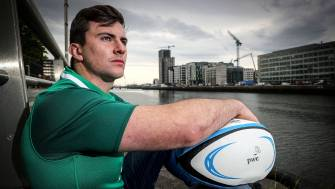 Barron Determined To Bring Club Form Onto International Stage