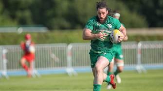 McGrath Try Sees Ireland Men Progress As Pool Winners