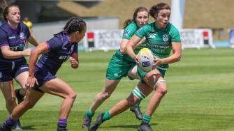 Ireland Women Sweep Aside Celtic Rivals In Marcoussis