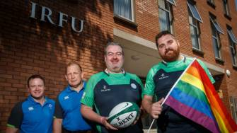 IRFU Proudly Supports Emerald Warriors' Hosting Of The Union Cup