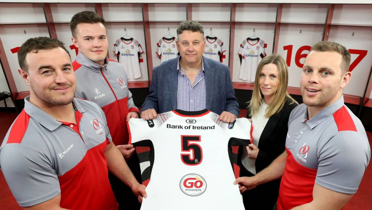 93118462925 Irish Rugby | Ulster And Kukri Sports Announce New Five-Year Kit Deal