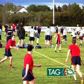 Join the Tag Rugby Blitz at Galway Corinthians RFC