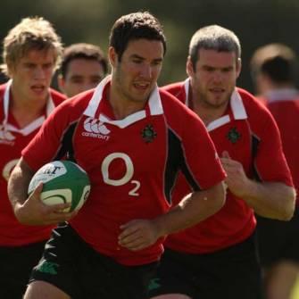 In Pics: Ireland Training In Limerick