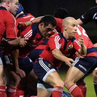 Munster Name Squad For Edinburgh Encounter
